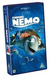 Finding nemo 2003 uk vhs