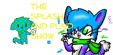 The splash and plaid show