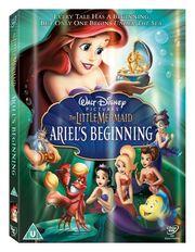 The little mermaid iii ariels beginning uk dvd