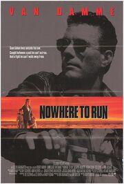 1993 - Nowhere to Run Movie Poster