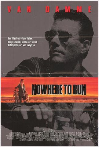 File:1993 - Nowhere to Run Movie Poster.jpg