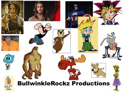 BullwinkleRockz Productions