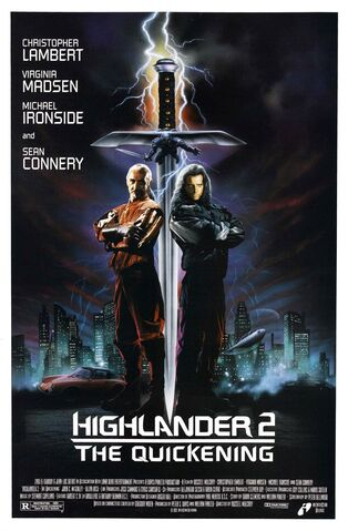 File:1991 - Highlander 2 - The Quickening Movie Poster.jpg