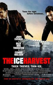 2005 - The Ice Harvest Movie Poster 1