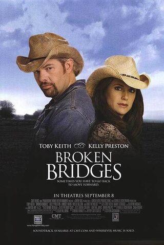 File:2006 - Broken Bridges Movie Poster.jpeg