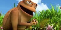 Osuna the Frog