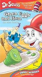Green eggs and ham 2003 vhs