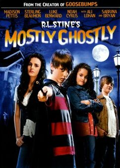 Mostly Ghostly Who Let the Ghosts Out (2008)