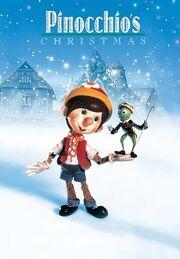 Pinocchio's Christmas movieposter