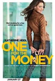 2012 - One for the Money Movie Poster