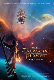 Treasure planet xlg