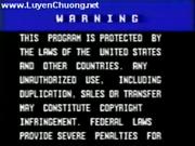 Tai Seng Warning Screen (1992-1994)