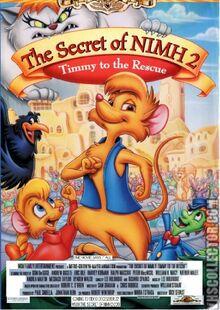 The Secret Of Nimh 2 (1998) Poster