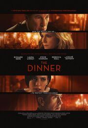 2017 - The Dinner Movie Poster