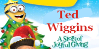 CartoonTales: Ted Wiggins A Story Of Joyful Giving
