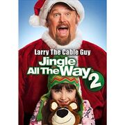 Jingle All the Way 2 VHS