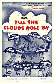1946 - Till the Clouds Roll By Movie Poster 1