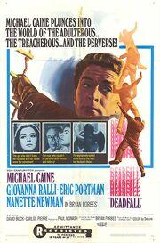 1968 - Deadfall Movie Poster