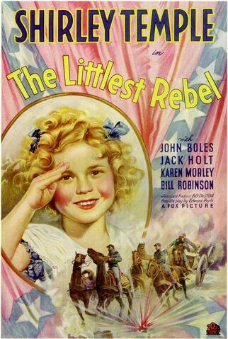 File:1935 - The Littlest Rebel Movie Poster.jpg