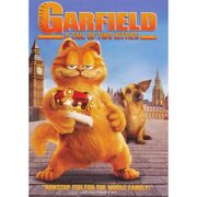 Garfield A Tail Of Two Kitties VHS