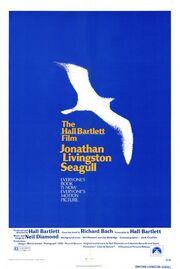 1973 - Jonathan Livingston Seagull Movie Poster