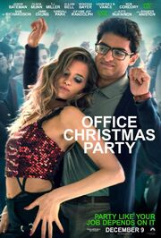 2016 - Office Christmas Party Movie Poster