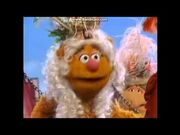 Fozzie Bear from Muppet Classic Theatre Preview