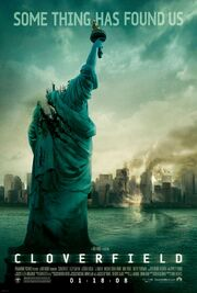 2008 - Cloverfield Movie Poster