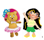 Tessie and Tanya