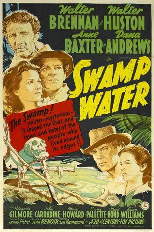File:1941 - Swamp Water Movie Poster.jpg