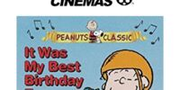 Opening To It Was My Birthday Ever, Charlie Brown Regal Cinemas (1996)