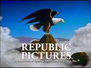 Republic Pictures 1995 Logo