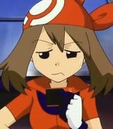 May In Pokemon Destiny Deoxys