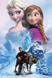 Disney's Frozen Australian VHS Tape