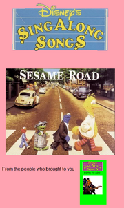 Sesame Road Cover