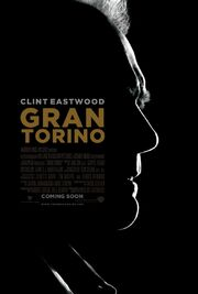2008 - Gran Torino Movie Poster 2