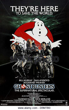 Harold-ramis-bill-murray-dan-aykroyd-poster-ghostbusters-1984-d5mtb0