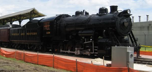 Lost Engines of Roanoke - Norfolk & Western Class M2 No. 1134
