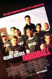 2001 - Hardball Movie Poster