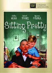 1948 - Sitting Pretty DVD Cover (2013 Fox Cinema Archives)