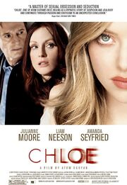 2010 - Chloe Movie Poster