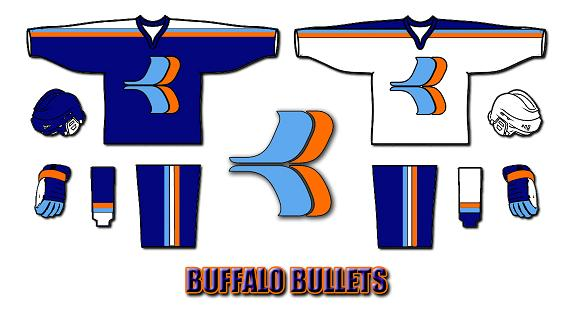 Buffalo uniform