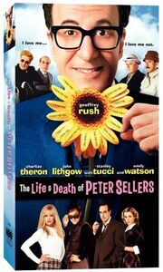 The life and death of peter sellers vhs