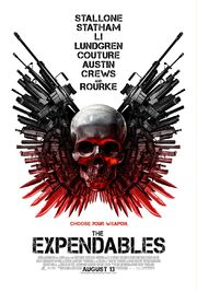 2010 - The Expendables Movie Poster