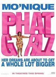 2006 - Phat Girlz Movie Poster