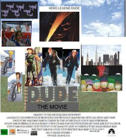 DUDE The Movie (2000) Poster