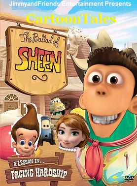 Cartoontales ballad of sheen
