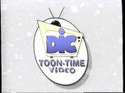 DIC Toon Time Video Logo