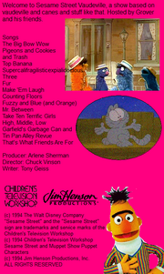 The Big Bow Wow Back Cover