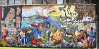 Theme and Setting: Street Art of Spanish Harlem